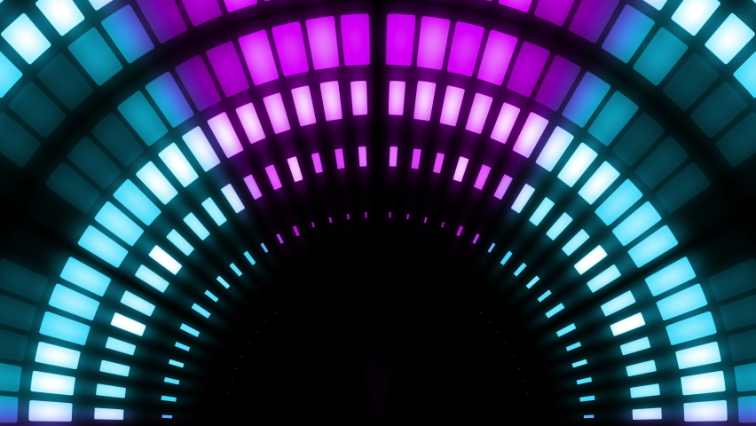 neon graphic abstract modern bright Royalty-Free Stock Footage #1062030115