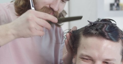Medium Length Hair Stock Video Footage 4k And Hd Video Clips Shutterstock