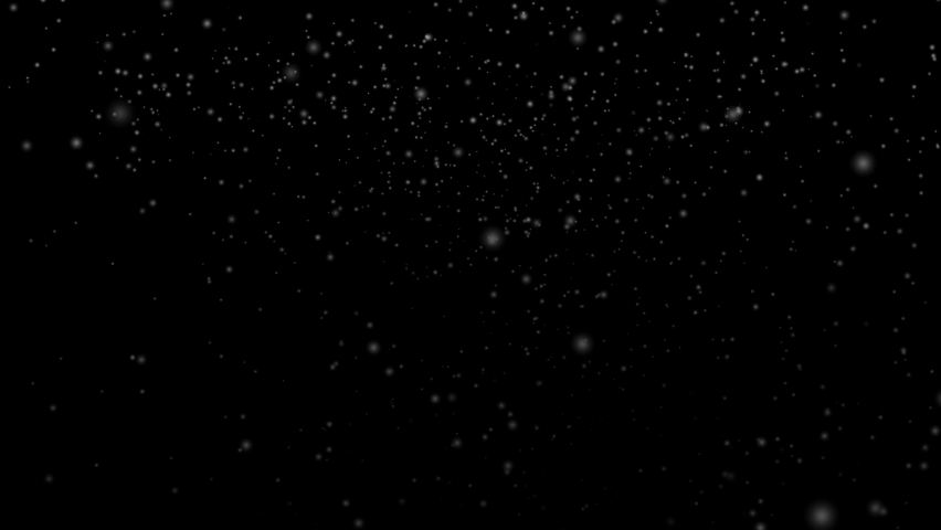 Real Snow, falling snow isolated on black background in 4K to be used for composing, motion graphics, Large and small snow snowflakes, Isolated falling snow, Alpha, Ethereal, Intense, Storm | Shutterstock HD Video #1062041149