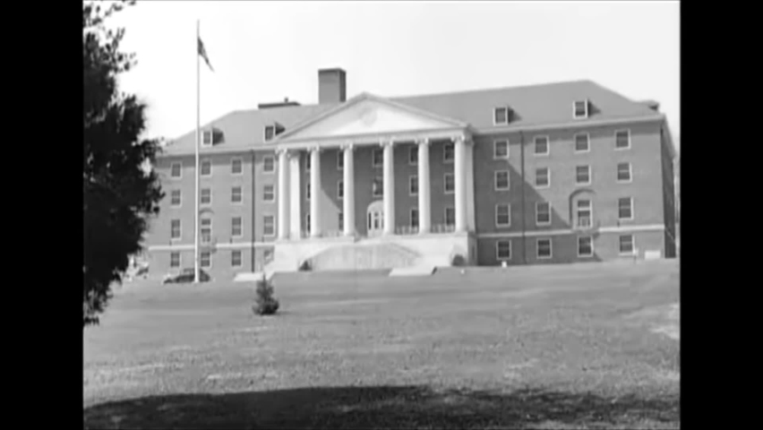 CIRCA 1940s - The National Institute of Health, National Cancer Institute and a document establishing Cancer Control Month are shown, in 1940.
