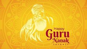 Guru Nanak animation video. sikhism