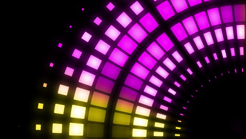Moving abstract blurred background. The colors blurred neon art Colorful Royalty-Free Stock Footage #1062672778