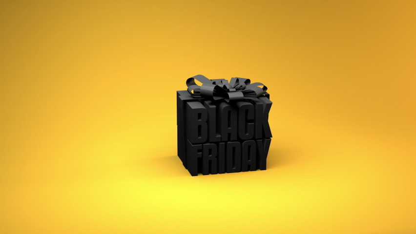 Black friday text banner sale banner shopping banner black friday 3d sale 3d shopping 3d black friday gift box ribbon sale gift box ribbon shopping gift  ribbon text black friday sale shopping concept