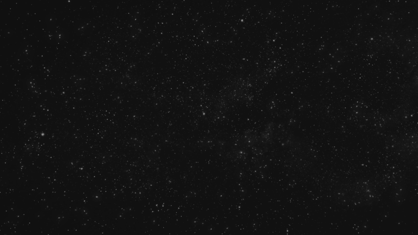 Black Footage Twinkling Stars Starry Night Sky, Add Animated Glittering Stars to any Background, Animation, Movie Sky Replacement with glittering stars
