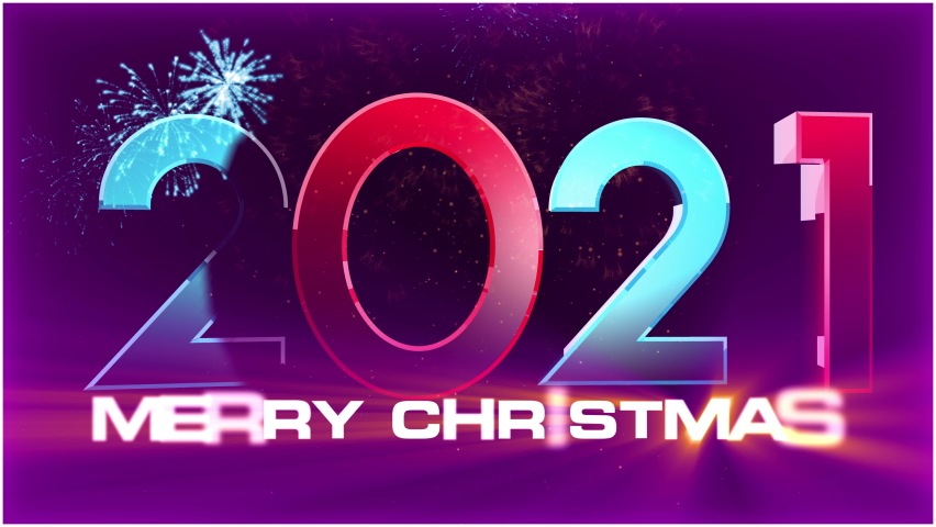 Happy new year 2021 animation #1062943666