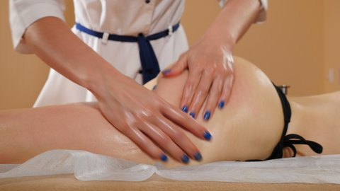 Lymphatic Drainage Massage Stock Video Footage 4k And Hd Video Clips Shutterstock
