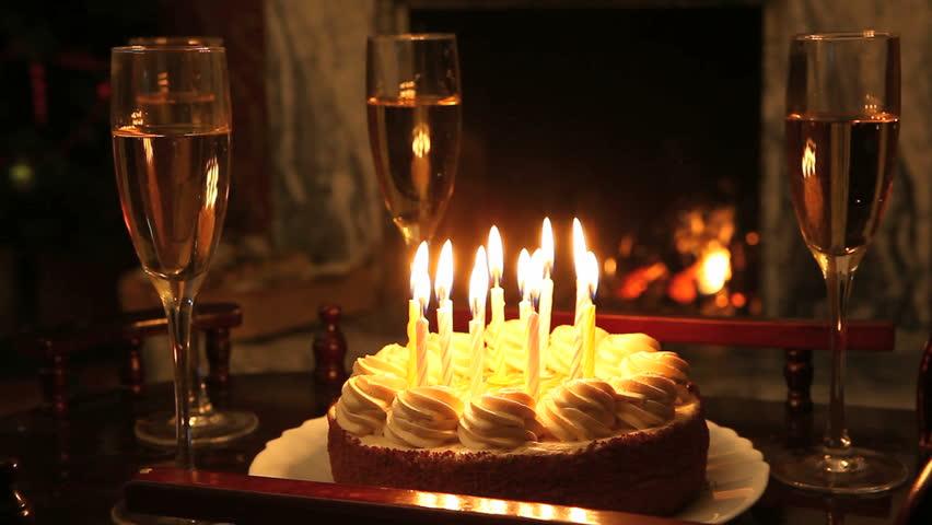 хромосомных фото торт свечи вино семена