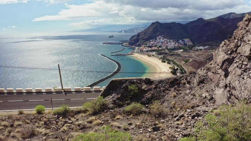 Playa De Las Teresitas (Las Teresitas beach) Santa Cruz de Tenerife