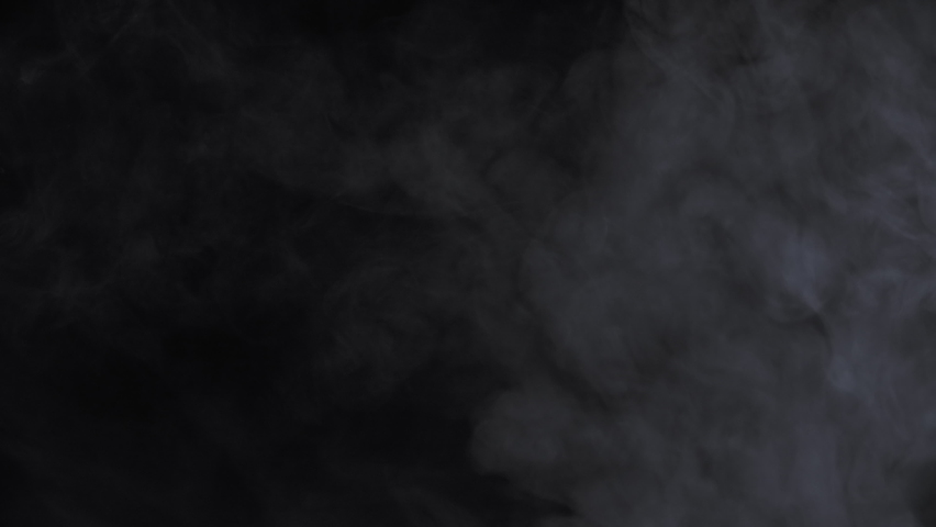 Slow motion of white smoke of electronic cigarette | Shutterstock HD Video #1063466161