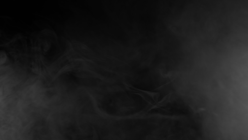 Super Slow Motion Shot of Atmospheric Smoke Abstract Background at 1000fps. | Shutterstock HD Video #1063513318