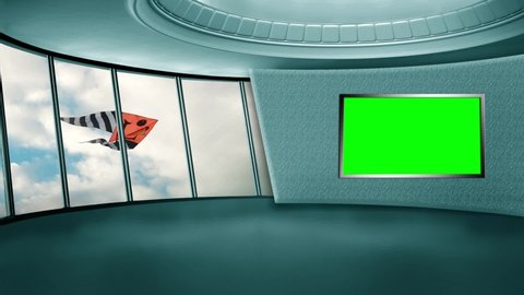 Tv Studio Background Free Download Tv Studio Backgrounds Free Download Stock Video Footage 4k And Hd Video Clips Shutterstock kite flying in the windy sunny blue sky in window motion background for tv program with the kite festival theme seamless loopable hd video