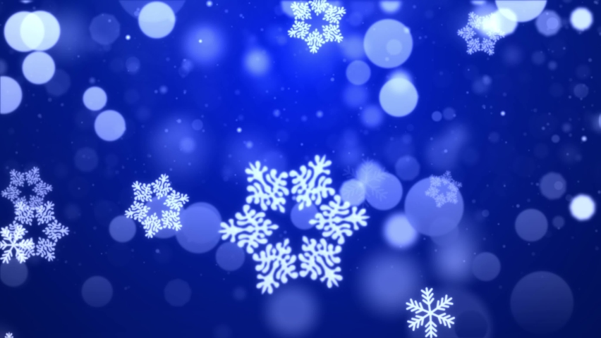 Blue bokeh glittering, Particles Snowflakes Snow and shine lights Christmas loop background motion graphics animation thanksgiving, Holiday, winter, New Year, snowflake, snow, festive, snow flakes, | Shutterstock HD Video #1064193991