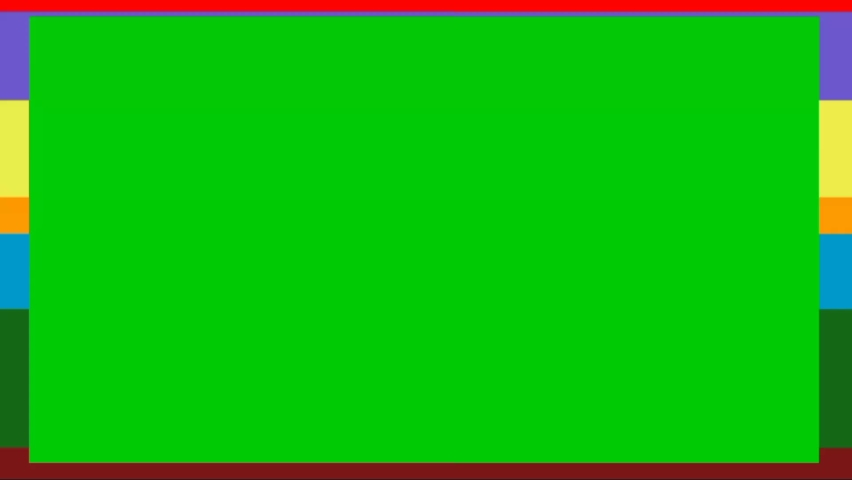 Rotating color divider with green screen quote newest and best | Shutterstock HD Video #1064565781