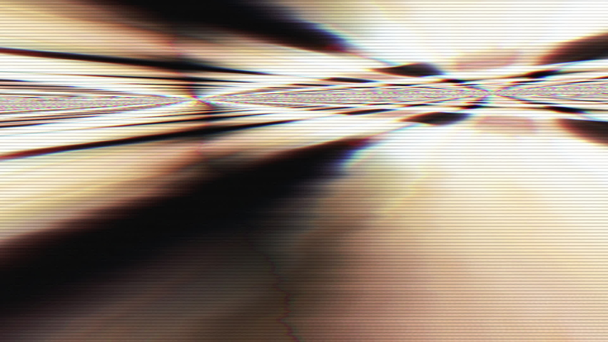 Digital generated abstract clip, holographic data collapse effect. Vaporwave pattern.    Shutterstock HD Video #1065567643