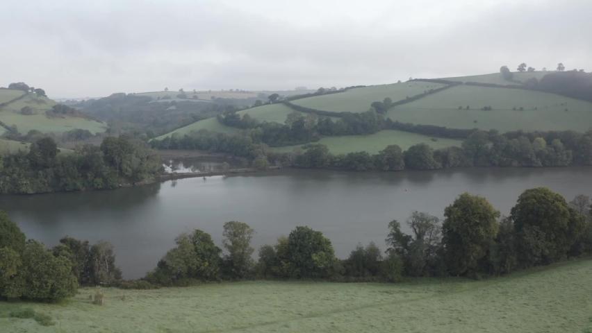 River Dart Totnes Devon England | Shutterstock HD Video #1065947764