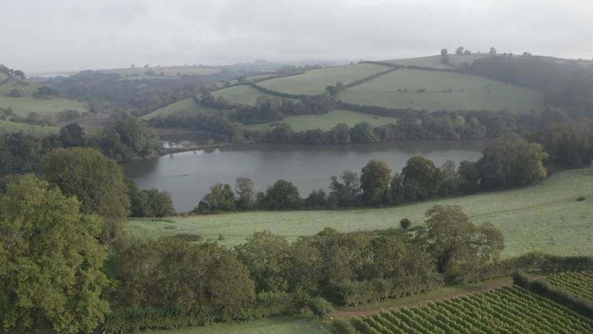 River Dart Totnes Devon England | Shutterstock HD Video #1065947773