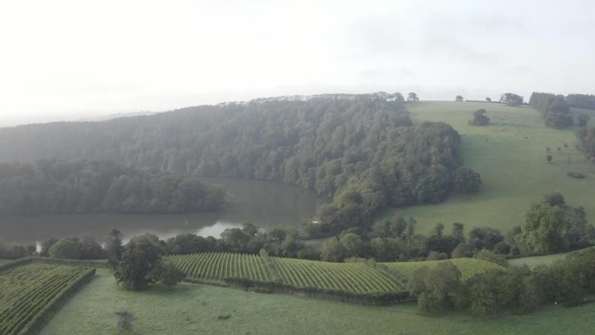 River Dart Totnes Devon England | Shutterstock HD Video #1065947776