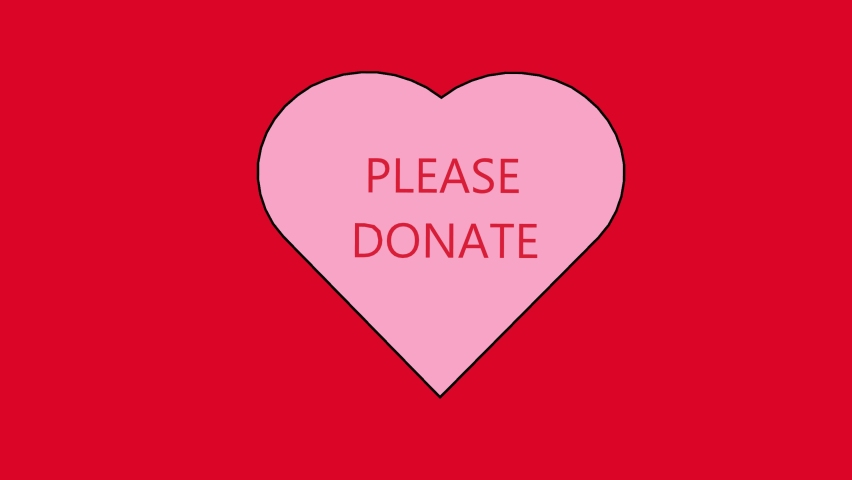 Please donate. Donate Now. Donate button. Great for your charity drive to help raise funds for those in need. Charity. Charity day. Donate animation | Shutterstock HD Video #1066071502