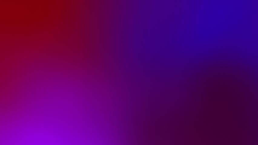 Multicolored motion gradient red purple and blue neon lights soft background with animation seamless loop.   Shutterstock HD Video #1066945342