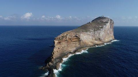Hon Hai Island, an island is a landmark marking the territory of Vietnam in international waters