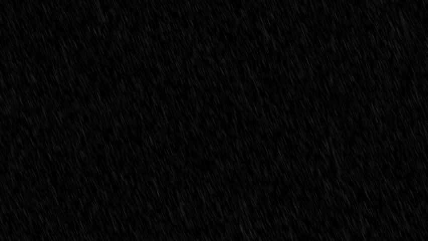 Heavy Rain Water Drops Falling 4K Footage. Alpha Loop Seamless 4K Animation footage   Shutterstock HD Video #1067557202