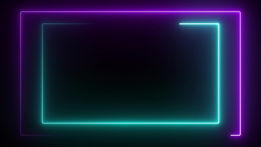 neon moving seamless art loop background abstract motion screen background  Royalty-Free Stock Footage #1067915915