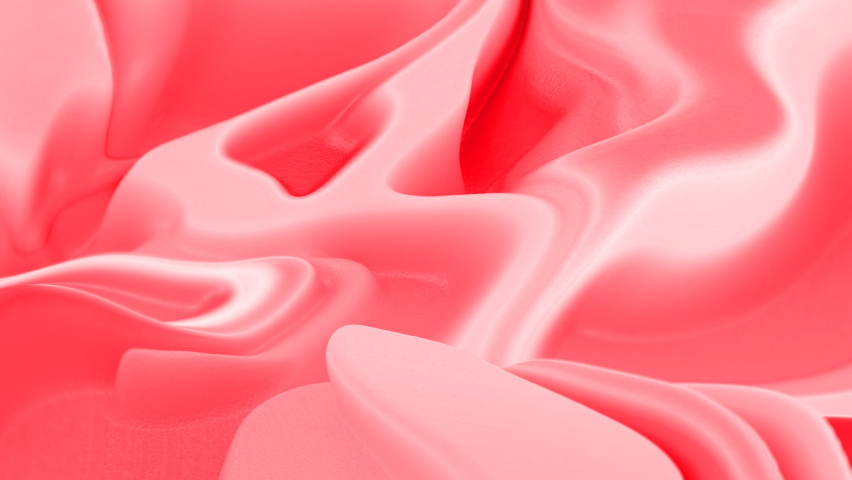 Wave animation of thick liquid. | Shutterstock HD Video #1068126857