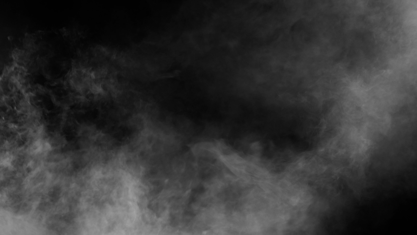 Realistic Smoke Effect floating in the air. fog, vapor, Smoke cloud, smoke particles, smoke explode and wind effect | Shutterstock HD Video #1068483062