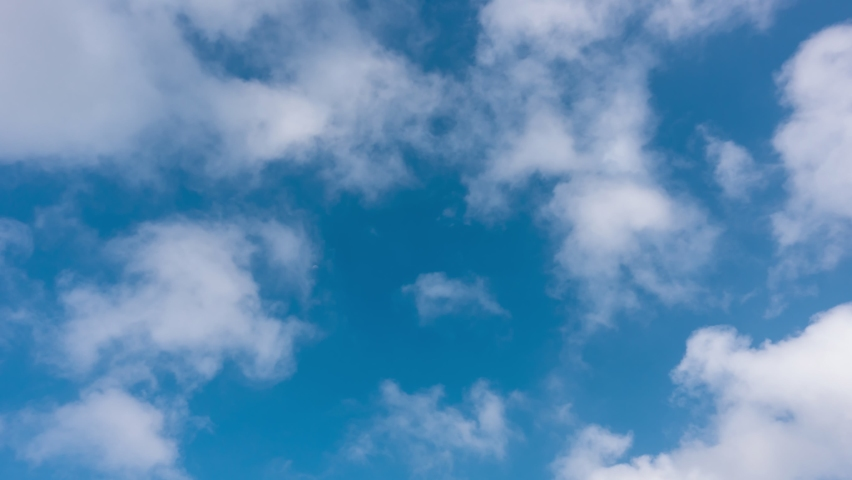 Building motions clouds. Puffy fluffy white clouds sky time lapse. slow moving clouds. B Roll Footage Cloudscape timelapse cloudy. footage timelapse nature 4k. background worship christian concept.   Shutterstock HD Video #1068621242