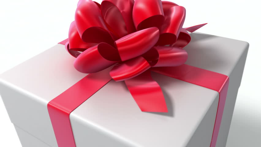 Unpacking a Gift. two animations. Full HD (See more animations with presents in my portfolio)