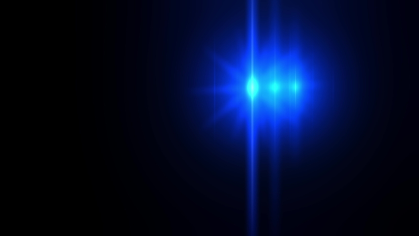 Flashing red and blue emergency police lights flashing Royalty-Free Stock Footage #1069273198