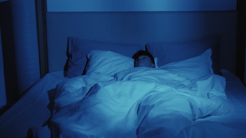 Melihat Kepribadian dari Posisi Tidur