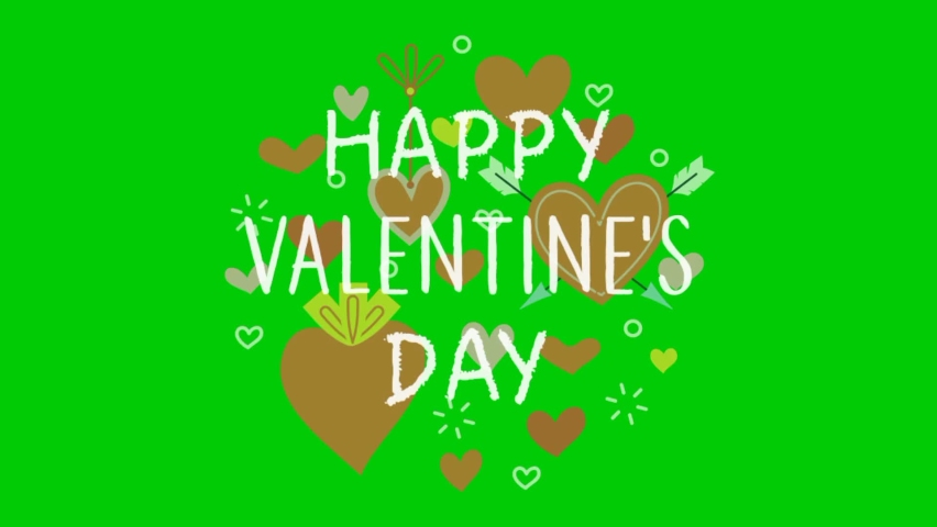 Background happy Valentine's day update and newest | Shutterstock HD Video #1069574137