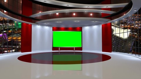 Tv Studio Background Free Download Tv Studio Backgrounds Free Download Stock Video Footage 4k And Hd Video Clips Shutterstock cityscape in background window yellow lights on roof red and white colour set with plasma tv for news base tv program seamless loopable hd video for news room