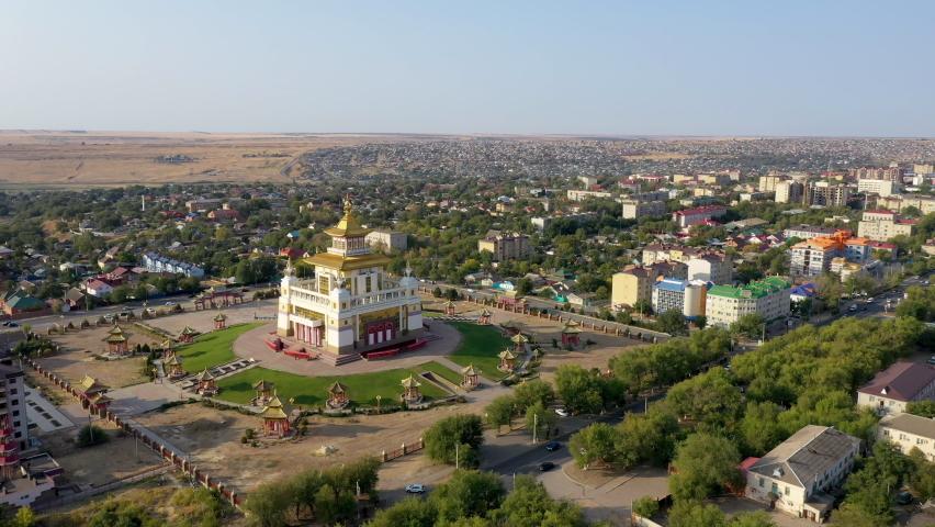 2 Wilayah di Rusia Ini Mayoritas Warganya Buddhis