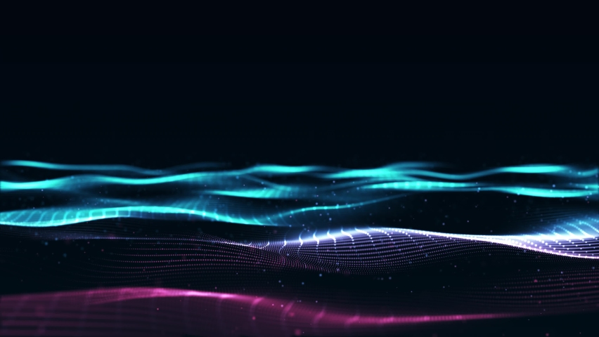 4K Abstract defocused background (loopable)