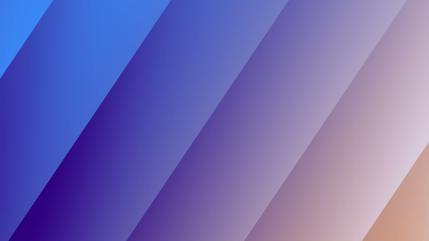 Blue glowing neon lines abstract tech futuristic motion background. Seamless looping. Video animation Ultra HD 4K. Royalty-Free Stock Footage #1070337544