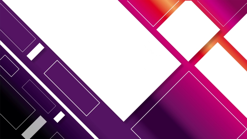 Abstract pink and purple dynamic motion background with shapes    Shutterstock HD Video #1071138199