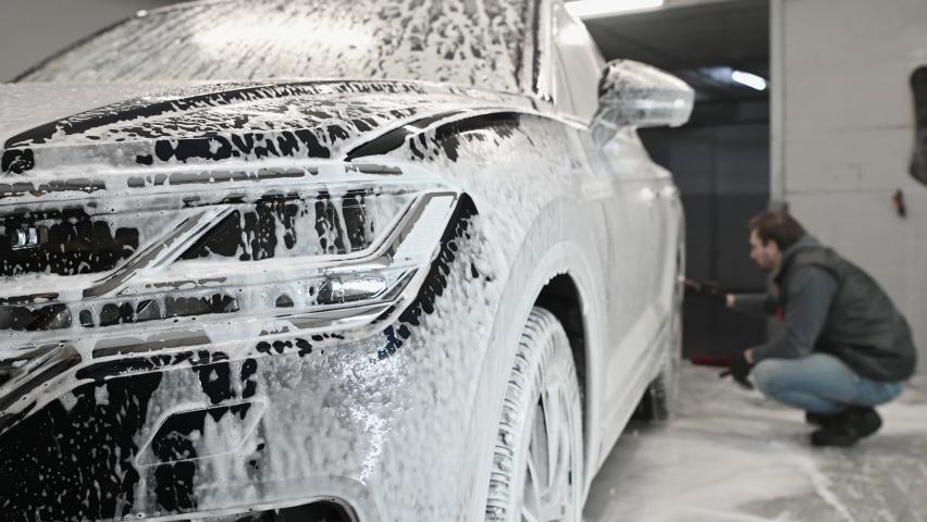 car shampoo service