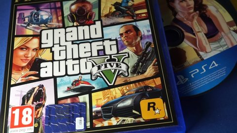Grand auto of videos theft Grand Theft