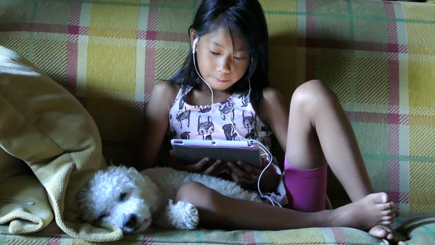 A Cute Little Asian Girl Stock Footage Video 100 Royalty Free 10742123 Shutterstock