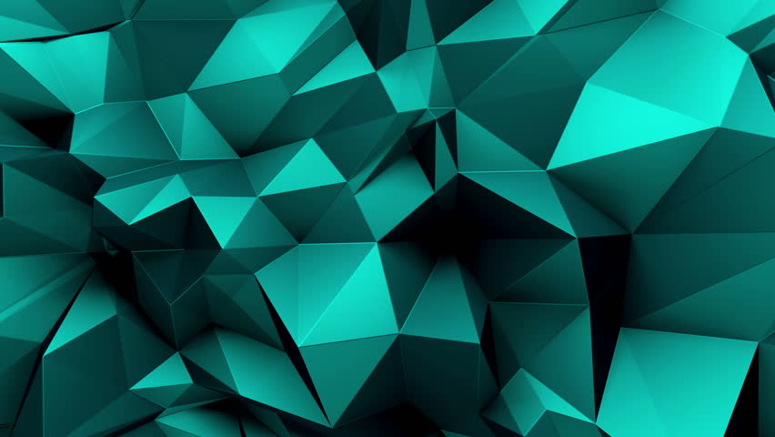 3d abstract geometric background with sharp spikes with shadows   Shutterstock HD Video #10747766