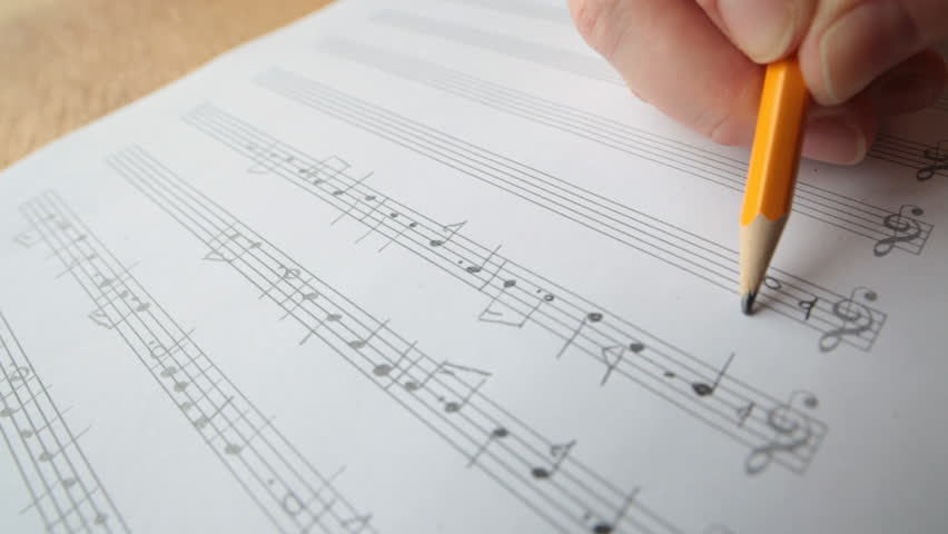music composing - national anthem of Canada music is used (written in 1880)