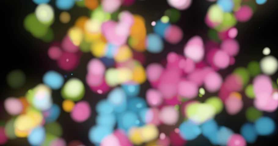 Colorful gradient background. Multicolored gradient blurred texture. Abstract twisted colors.Fractal motion graphic.   Shutterstock HD Video #1076621570