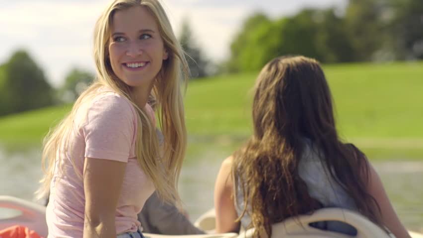 Blonde teen videos Closeup Of Pretty Blonde Teen Stock Footage Video 100 Royalty Free 10828130 Shutterstock