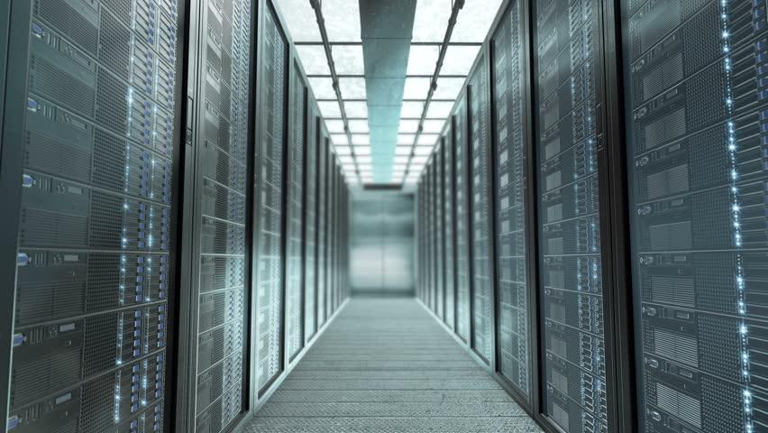 Server Room | Shutterstock HD Video #11004155