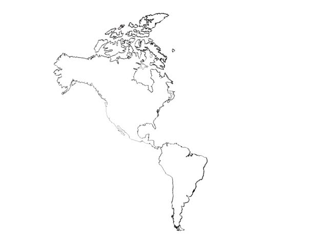 High Quality America Continent   Draw Stock Video (HD) Royalty Free · 110263 ·  Shutterstock