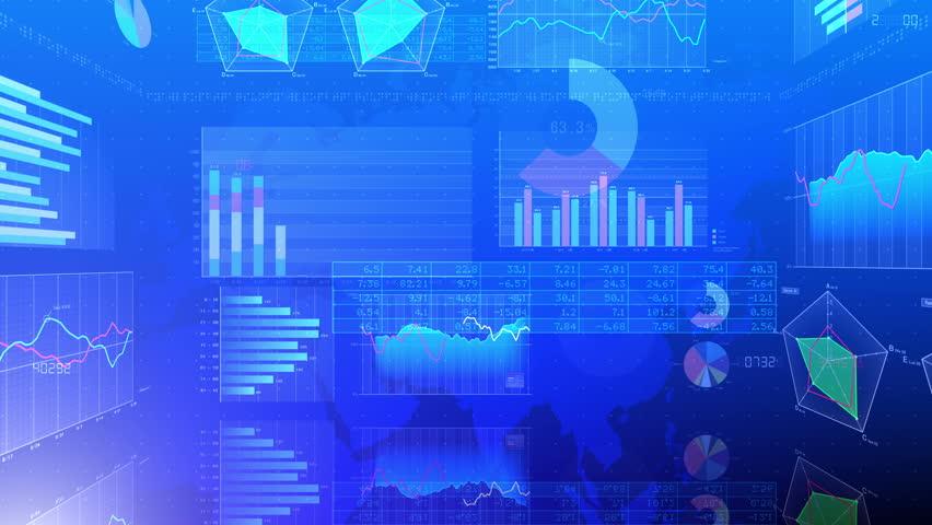 Business Graph. | Shutterstock HD Video #11113979