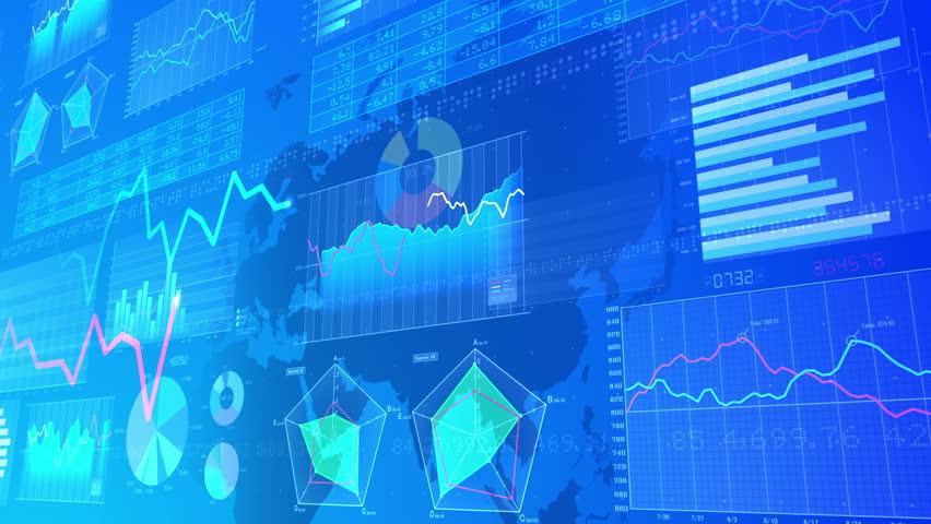 Business Graph. | Shutterstock HD Video #11113985