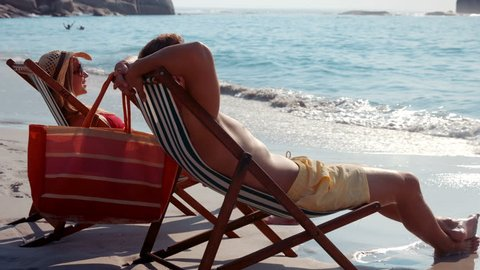 Relaxing Stock Footage Video